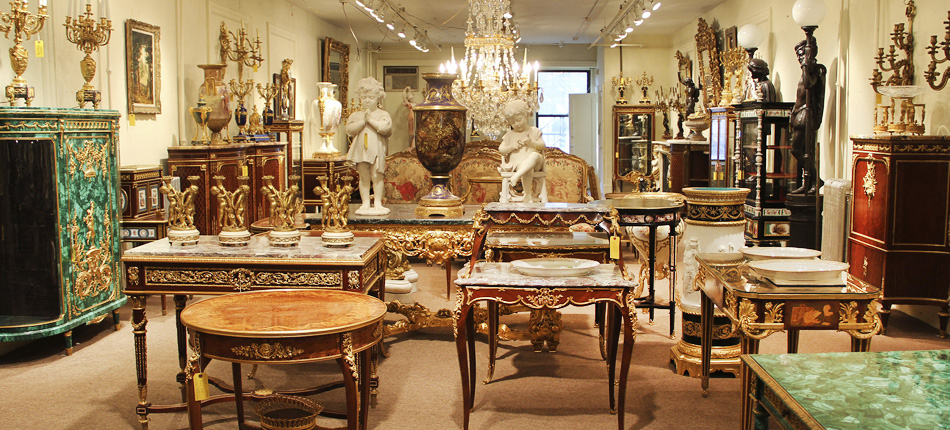 Antique French Furniture Store in NYC