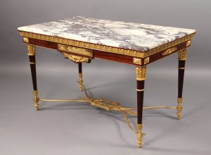 19th Century Louis XVI Style Center Table