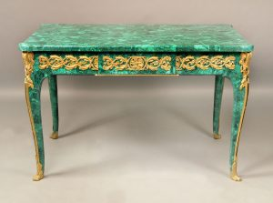 19th Century Malachite Antiques