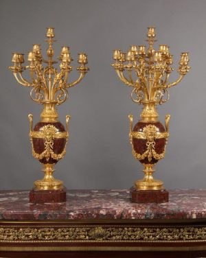 Candelabra & Lamps